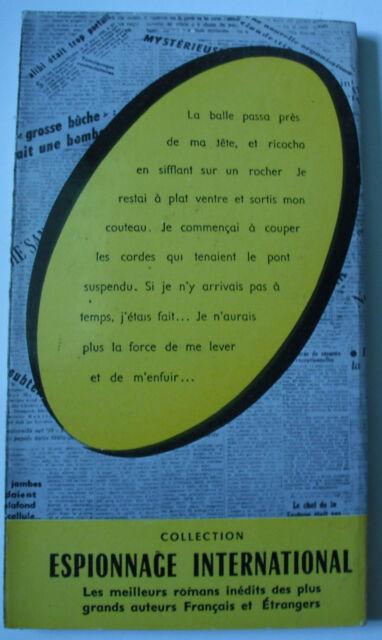 Livre d'occasion de 1962  - Une Jolie Cible - Jacobs  T.C.H.