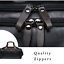 thumbnail 2 - New Leather Vintage Cross Body Shoulder Duffel Gym Sports Overnight Travel Bag