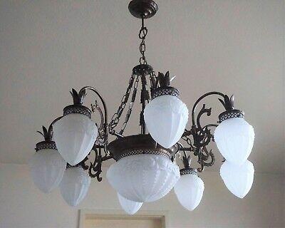 Jugendstil Deckenlampe jugendstil lampen collection on ebay!