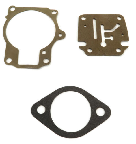 Carburetor Repair Kit for 1985 Johnson 25HP J25RLCOS J25RCOS J25ECOC Engines