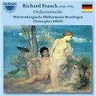 Richard Franck: Orchesterwerke (2016)