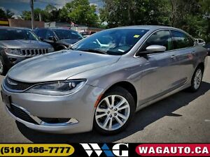 2015 Chrysler 200 | ALL CREDIT ACCEPTED |