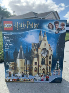 NEW SEALED LEGO Harry Potter 75948 Hogwarts Clock Tower 6251024 Year 4 Yule Ball