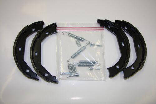 Handbremsbacken mit Einbausatz Opel Astra und Calibra Satz für hinten