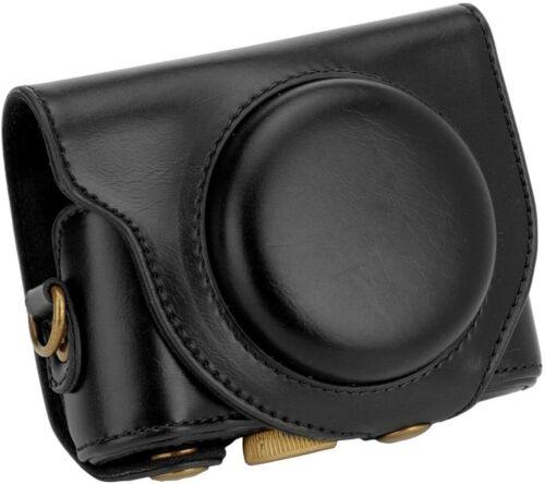 Cuero PU Estuche o Sony DSC-HX90V HX90 WX500 cámaras digitales