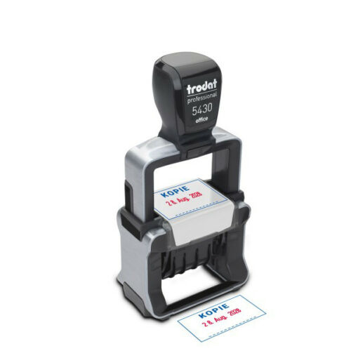 41x24 mm von stempel-fabrik Trodat Professional 5430 KOPIE
