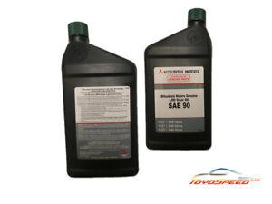 2-Quarts-Genuine-Mitsubishi-DiaQueen-LSD-Oil-Transfer-Case-Differential-MZ320345