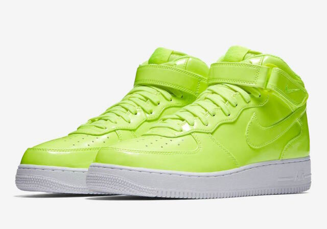 NIKE AIR FORCE 1 MID MENS AO0702 700 Size 15