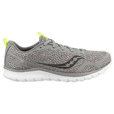 Saucony S40008 21 Liteform Feel Grey Mens Running Shoes Sneakers | eBay