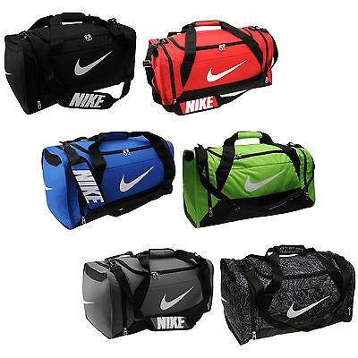 d40a665862c0a NIKE Reisetasche Sporttasche Sport Tasche Fitnesstasche Gym Sack Bag  Brasilia