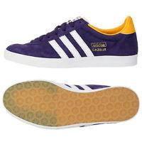 Adidas Women's Gazelle Og W Originals Casual Shoes Sneakers Purple M20760