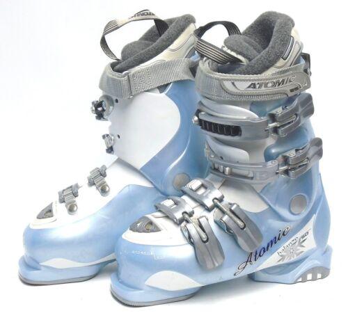 Atomic Balanze 50 Women/'s Ski Boots Mondo 22.5 Used Size 5.5