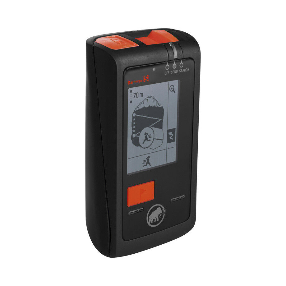 Arva Avalanche transceiver receiver MAMMUT BARRYVOX S Firmware BarryHeart 3.0