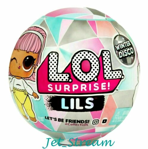 Winter Disco LiLs Series with 5 Surprises In Hand L.O.L Surprise