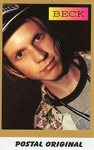 BECK-1-POSTAL-NUEVA-SIN-SELLAR-POSTCARD-NEW-UNPOSTED