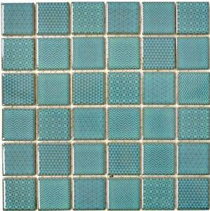 Keramikmosaik-gruen-Fliesenspiegel-Dusche-Kueche-Wand-Bad-WC-16-0602-10-Matten