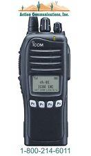 ICOM IC-4261DS-90, UHF 450-512 MHZ, 4 WATT, 512 CHANNEL NO KEYPAD TWO WAY RADIO