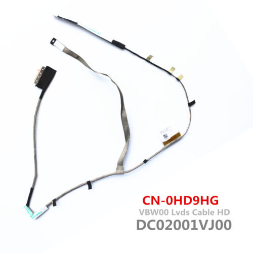 New Dell 3537 5535 5537 Lcd Cable With Touch VBW00 DC02001VJ00 HD CN-0HD9HG