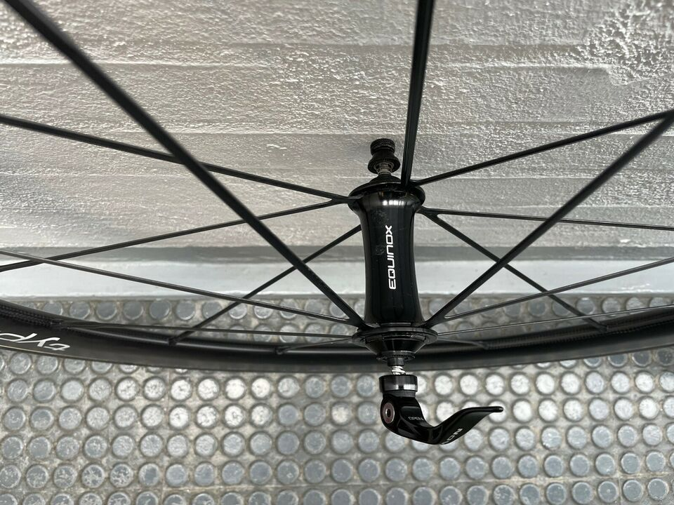 Hjul, EQUINAON Typhoon -x Carbon hjulsæt