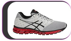 Chaussure Asics de course running GEL-Quantum 180 V2 Mix :Gris