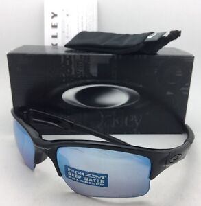 ad553b21b0 Image is loading Polarized-OAKLEY-Sunglasses-QUARTER-JACKET-OO9200-16-Black-