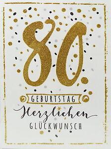 Gluckwunsche Zum 80 Geburtstag
