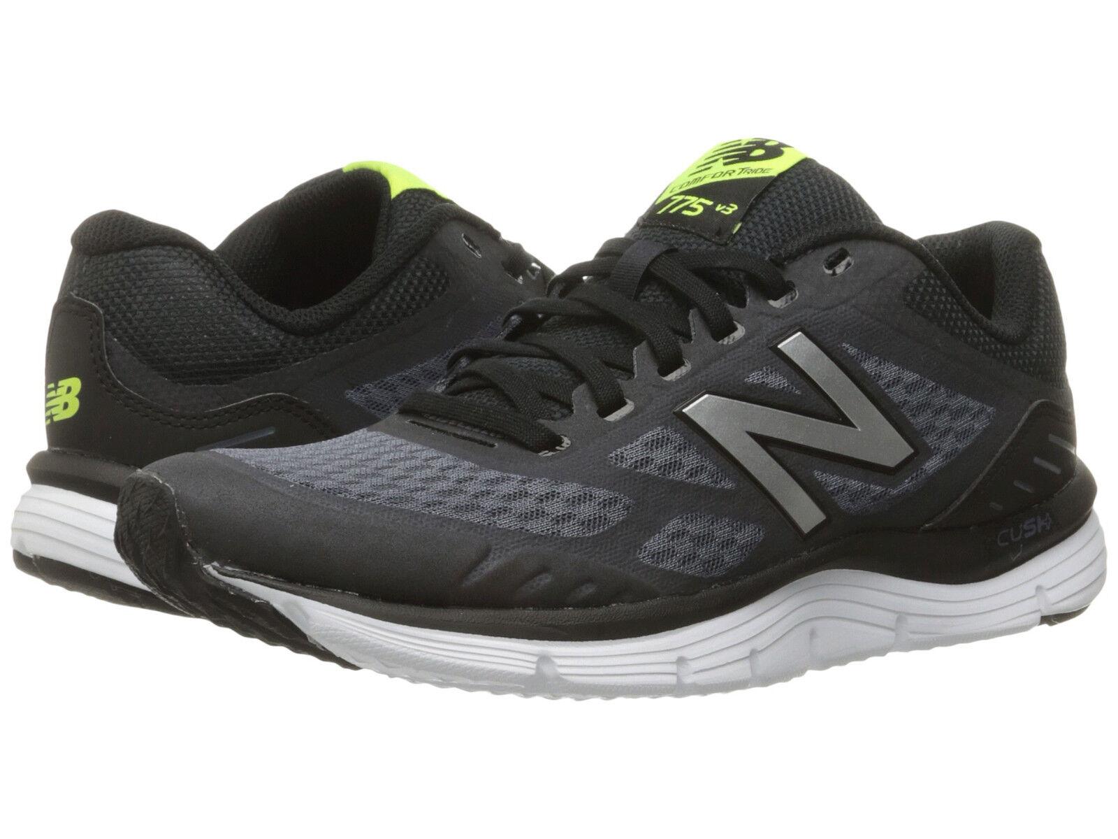 Men New Balance M775LT3 Running Medium (D) Thunder Black 100% Authentic New