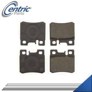 Shoes 2Set For 1995-1997 Toyota Tacoma Front Rear Posi Ceramic Brake Pads