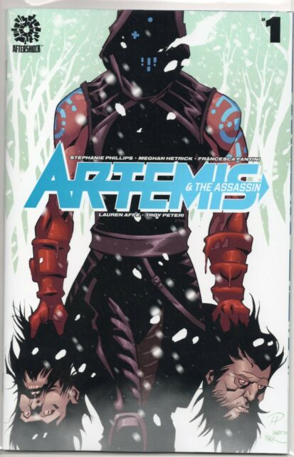 Artemis & the Assassin #1 (Aftershock Comics) New