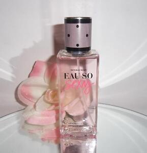 70d6005a91d Victoria s Secret Eau So Sexy Fragrance Scented Body Mist 2.5oz ...