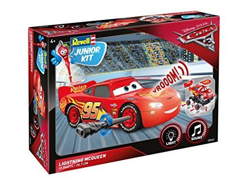 Revell 860 Cars 3 Lightning McQueen Junior Kit