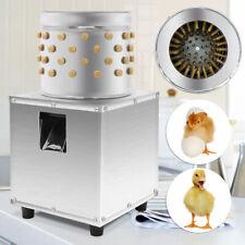 Top Chicken Plucker Plucking Machine Stainless Steel Poultry De Feather Machine