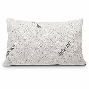 Cr Shredded Bamboo Memory Foam Pillow For Neck Support