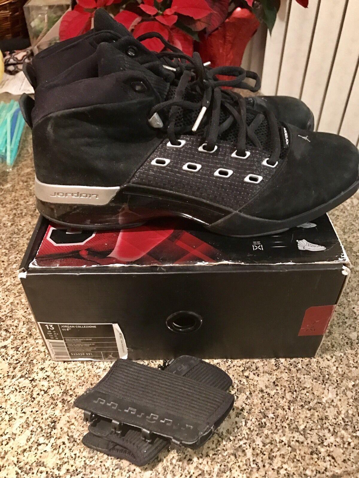 brand new 52aad ed44e 2008 Air Jordan Jordan Jordan 17 Retro CDP 17 6 Countdown Pack 323939-991  Größe 13 dd7795