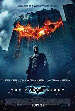 Batman The Dark Knight Movie Poster (24x36) - Christian Bale, Heath Ledger Joker