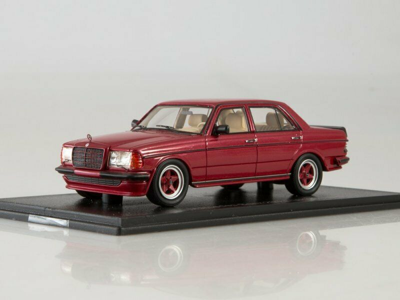 Collection scale model 1 43, Mercedes W123 AMG