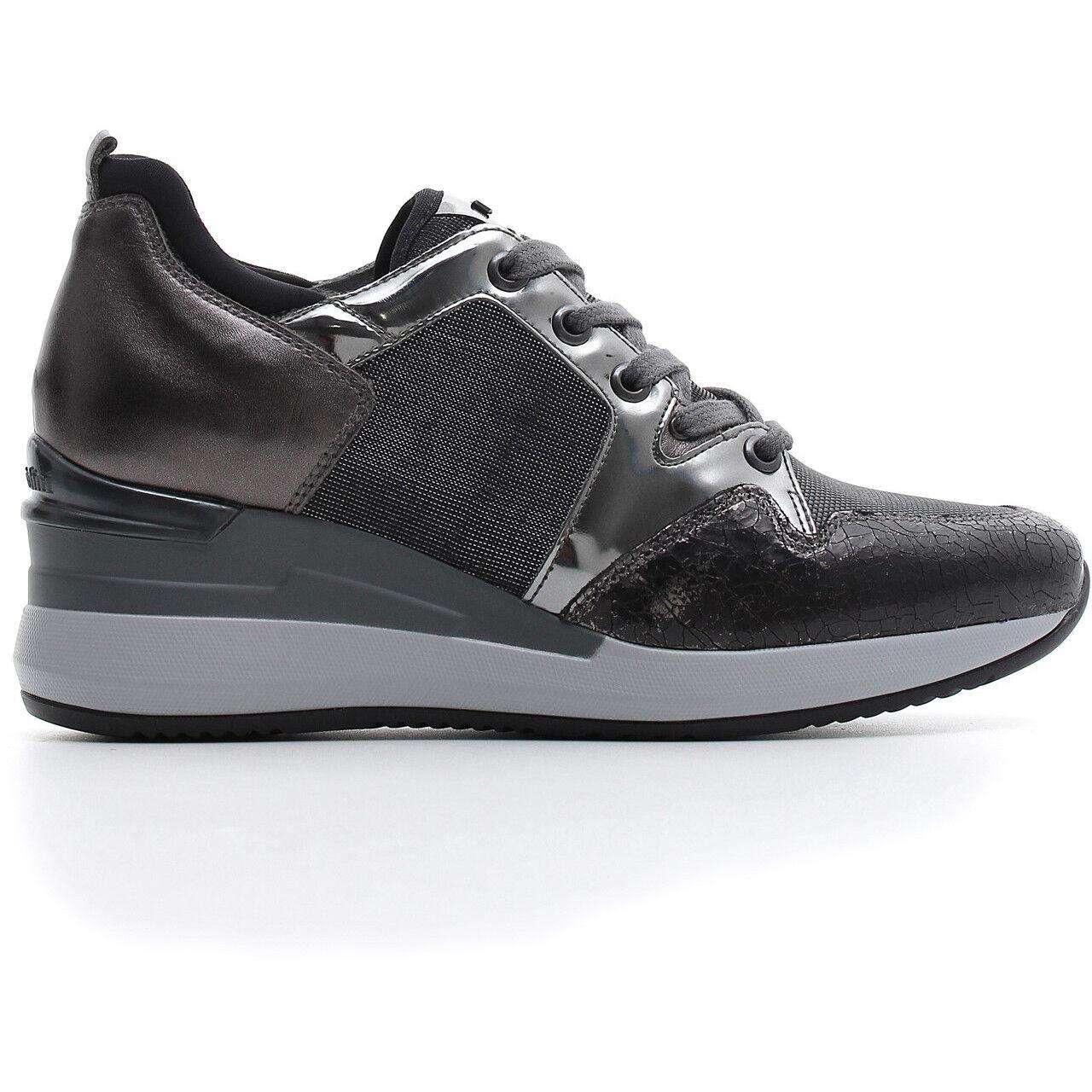 shoes SPORTIVE SNEAKERS AUTUNNO-INVERNO blackGIARDINI NUOVA NUOVA NUOVA COLLEZIONE A806610D cc6fb4
