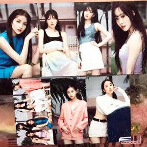GFRIEND-034-FEVER-SEASON-034-JAPAN-Fan-Club-Limited-Bonus-Photo-Card-7-Set-Complete