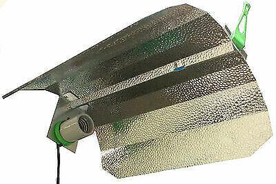 PLAIN PACKAGED Reinforced CFL Grow Light Reflector 125 200 300w Eco Envirolites