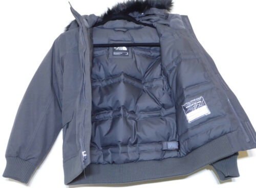 550 North Jacket 12 10 Infant Graphite Child Gotham Down The M Face Grigio xBTHfqwgTZ
