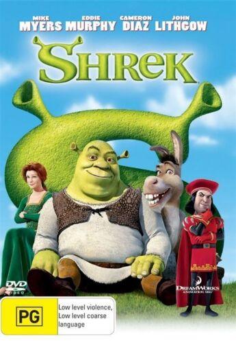 1 of 1 - Shrek (DVD, 2004)