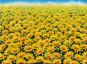 Hand-painting-Flower-Field-269