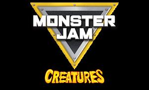 Monster Jam Creatures Die Cast Monster Trucks by Spin Master Toys - CHOOSE