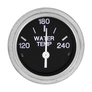 Details about Heavy Duty Marine water temp gauge 120-240 F work wi Stewart  warner sending unit