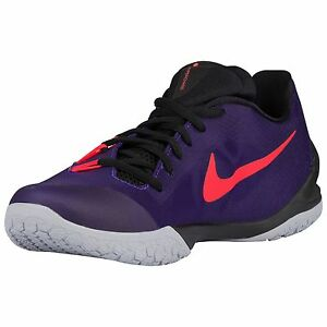 705363-560 Nike HyperChase 2015 Basketball Court Purple/Black/Crimson 8-11 NIB