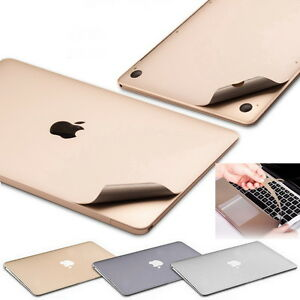 Details About 3m Skin Decal Cover Case Guard Protector For Macbook Pro 13 15 Touch Bar Retina