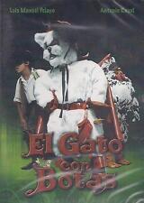 DVD - El Gato Con Botas NEW Luis Manuel Pelayo FAST SHIPPING !