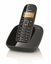 Gigaset A490 Cordless Landline Phone Black