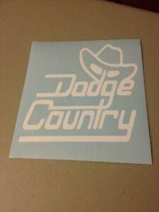 Dodge-Country-Vinyl-Die-Cut-Decal-truck-car-window-laptop-diesel-funny-iPad