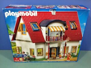 ... O4279 Playmobil Maison Moderne Ref 4279 En Boite